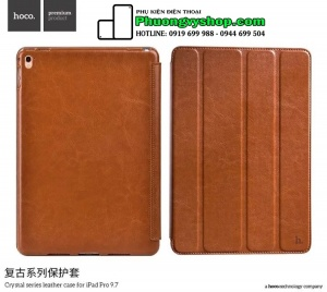 Bao da hiệu Hoco Leather Case ipad mini 1/2/3